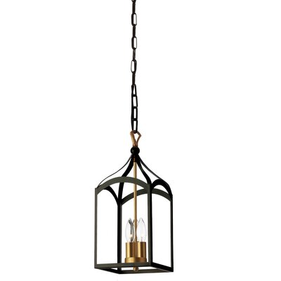Evelina 3-Light LED Foyer Pendant