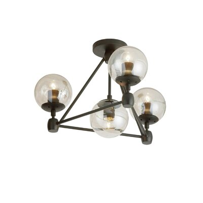 Lyle 4-Light Flush Mount