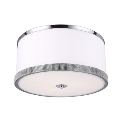 Eurytus 3-Light Flush Mount
