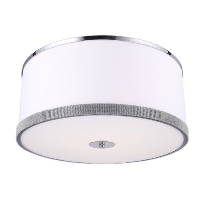 Eurytus 4-Light Flush Mount