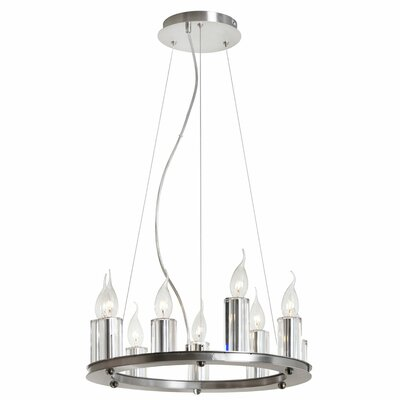 Gengler 9 Light Pendant