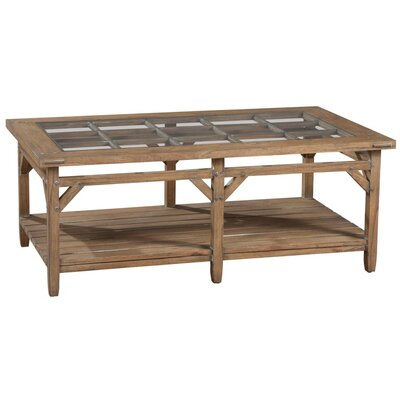 Suttons Bay Primitive Coffee Table
