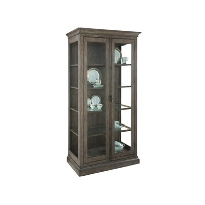 Lincoln Park Standard Curio Cabinet