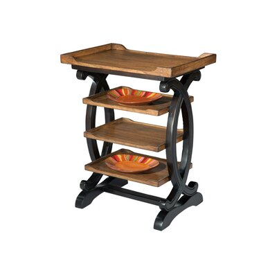 4 Tier End Table