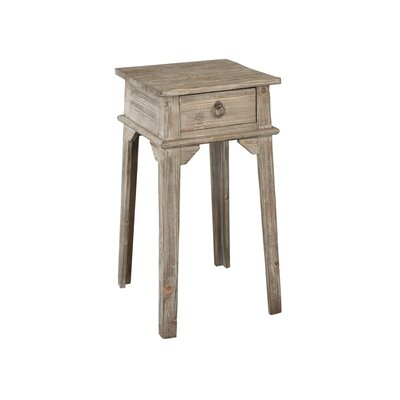 Marketplace Flower End Table