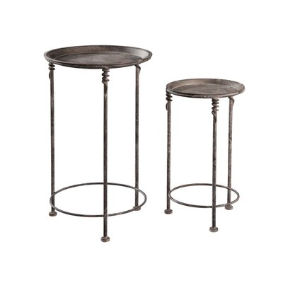 Marketplace 2 Piece Nesting Tables