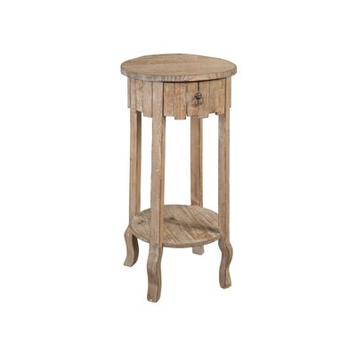 Marketplace Primitive End Table