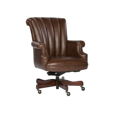 Mid Back Leather Executive Chair 4734 Product Photo