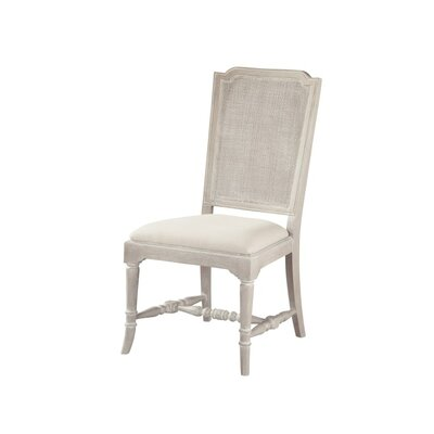 Suttons Bay Cane Upholstered Dining Chair