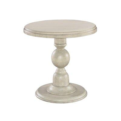 Homestead Pedestal End Table