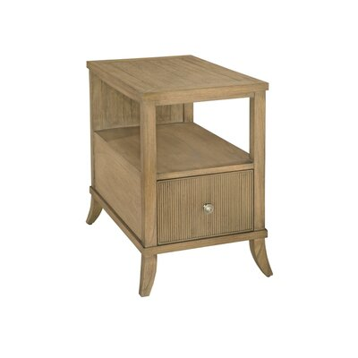 Urban Retreat End Table Finish: Light Oak