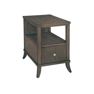 Urban Retreat End Table Color: Dark Oak