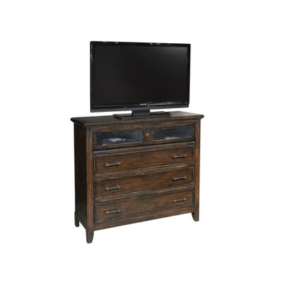 Harbor Springs 3 Drawer Media Chest