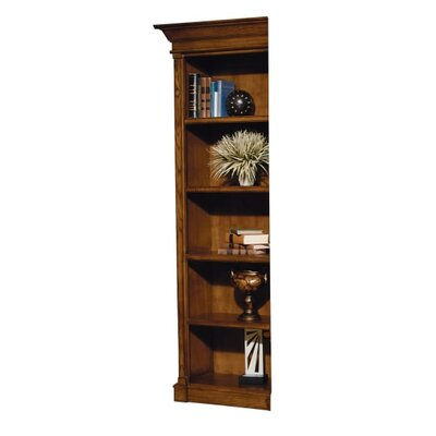 Unique Executive Left Pier Bookcase Product Photo