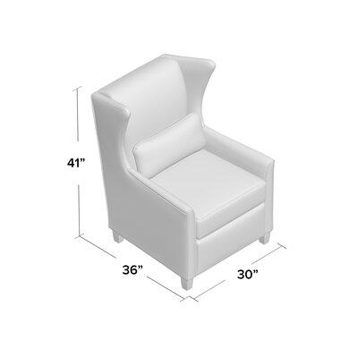 Emma Wingback Chair