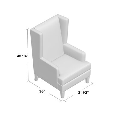 Jamison Wingback Chair