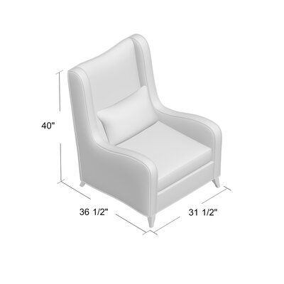 Bess Wingback Chair