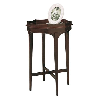 Accents Tray Top End Table