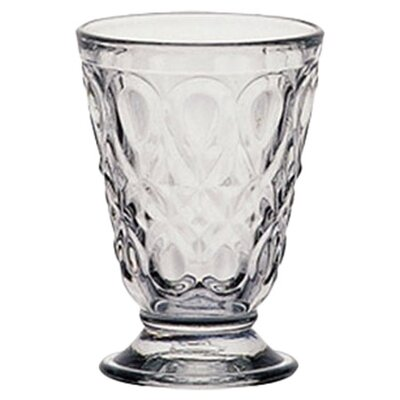 Lyonnais 6.8-ounce Insulated Tumbler Color: Clear