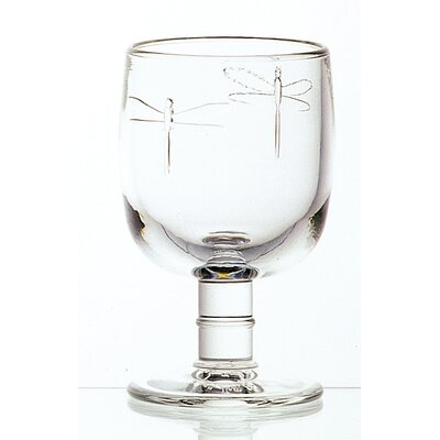 Dragonfly 7 oz. Wine Glasses