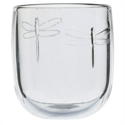 Dragonfly 10.5-ounce Tumblers