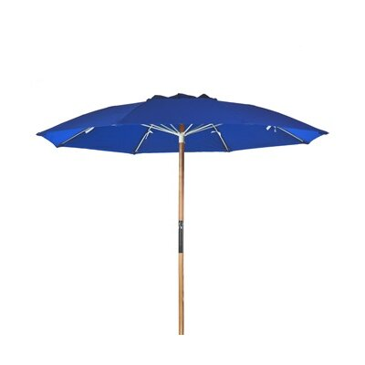 7.5 Beach Umbrella Fabric: Pacific Blue Acrylic
