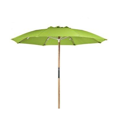 7.5 Beach Umbrella Fabric: Pistachio Acrylic