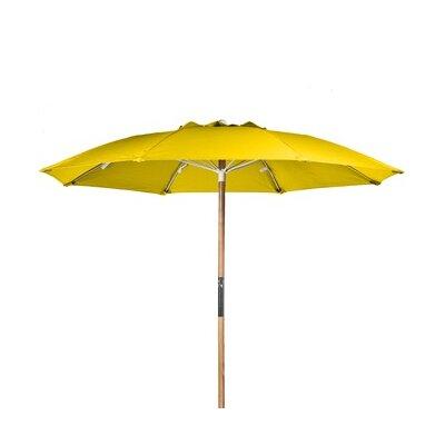 7.5 Beach Umbrella Fabric: Yellow Acrylic