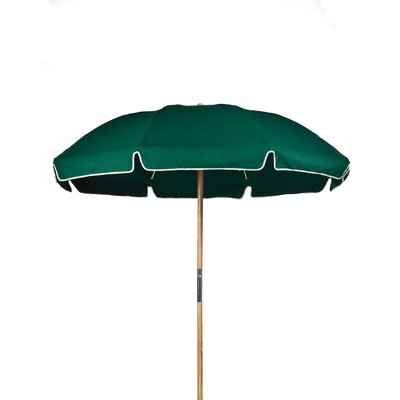 7.5 Drape Umbrella Fabric: Forest Green Acrylic