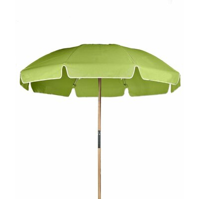 7.5 Drape Umbrella Fabric: Pistachio Acrylic