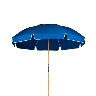 7.5 Drape Umbrella Fabric: Pacific Blue Acrylic