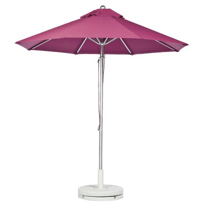 7.5 Market Umbrella Fabric: Coral