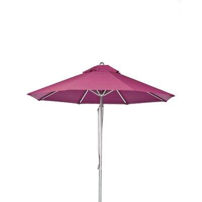 9 Market Umbrella Fabric: Coral