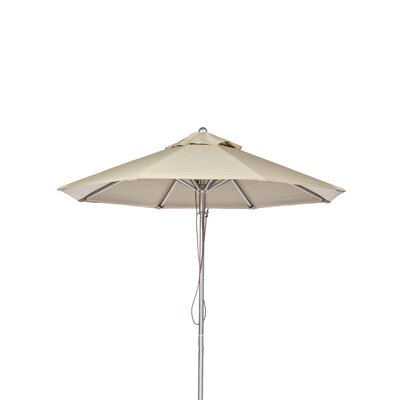 11 Market Umbrella Fabric: Linen