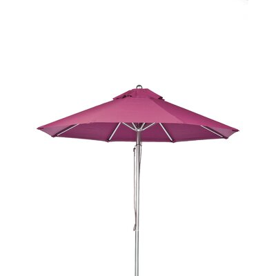 11 Market Umbrella Fabric: Coral