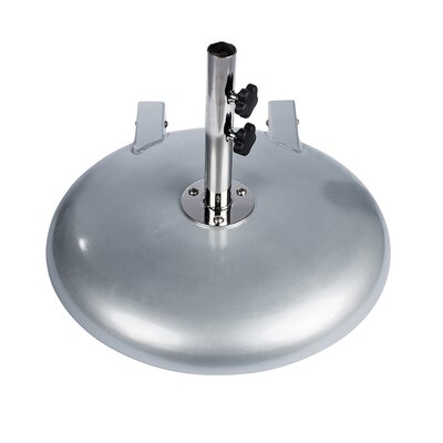 Free Standing Aluminum Umbrella Base