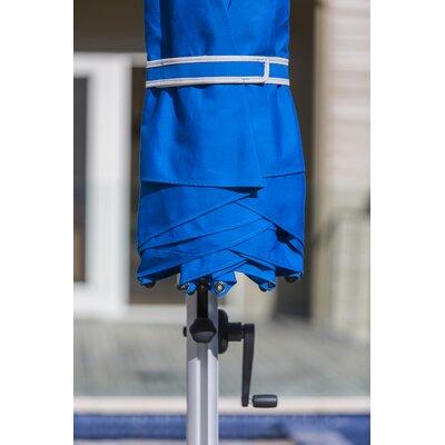 11 Aurora Cantilever Umbrella Color: Pacific Blue