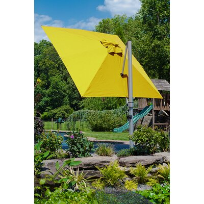 Square Cantilever Umbrella - Product photo