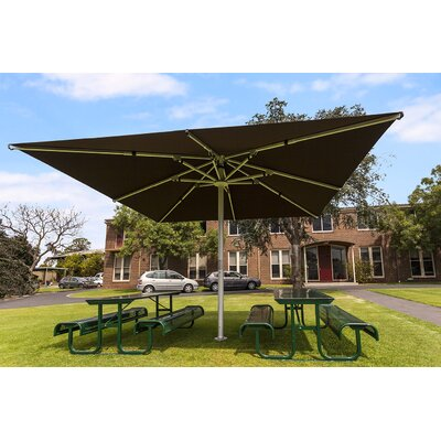 13 Nova Square Market Umbrella Color: Navy Blue