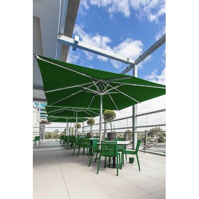 13 Nova Square Market Umbrella Color: Cadet Gray
