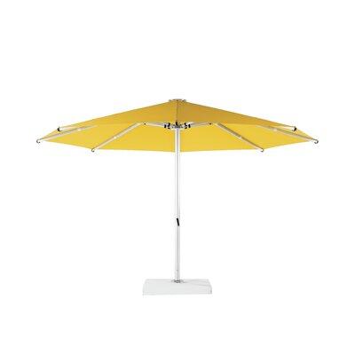 16 Nova Market Umbrella Color: Sunflower Yellow