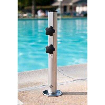 Camlock - Commercial Aluminum Mounted Umbrella Base