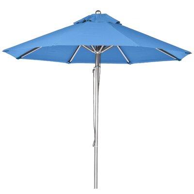 7.5 Market Umbrella Fabric: Capri Blue