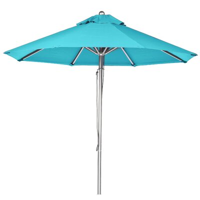 7.5 Market Umbrella Fabric: Turquoise