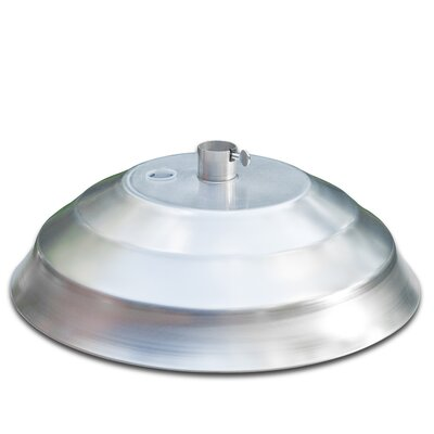 50 lb Aluminum Shell Base