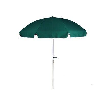 7.5 Drape Umbrella Fabric: Forest Green