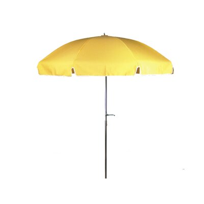 7.5 Drape Umbrella Fabric: Sunflower Yellow