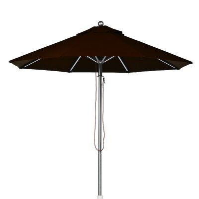 7.5 Market Umbrella Fabric: Brown