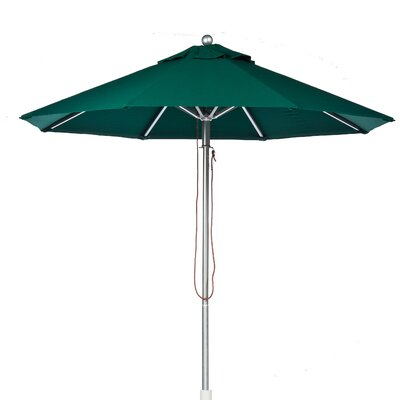 7.5 Market Umbrella Fabric: Forest Green