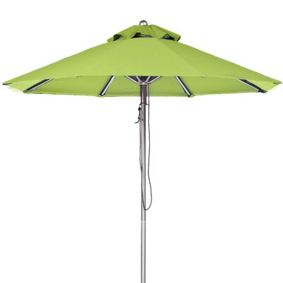 7.5 Market Umbrella Fabric: Pistachio